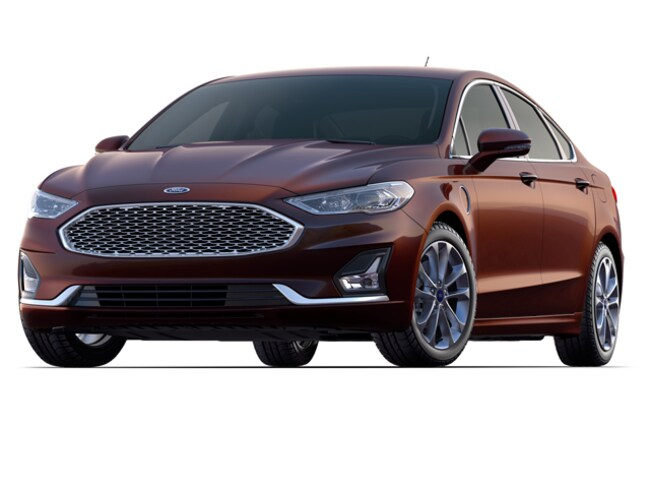 Used 2019 Ford Fusion Energi For Sale at Mercedes-Benz of