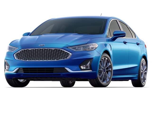 New 2019 Ford Fusion Energi Titanium Sedan for sale in Westborough MA