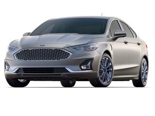 New 2019 Ford Fusion Energi Titanium Sedan in Getzville, NY