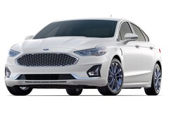 New 2019 Ford Fusion Energi Titanium FWD 3FA6P0SU9KR228464 1260B for sale in Lansdale