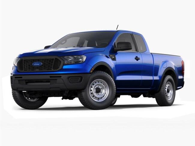 2019 Ford Ranger XL 2WD SUPERCAB 6 BOX XL 2WD SUPERCAB 6 BOX