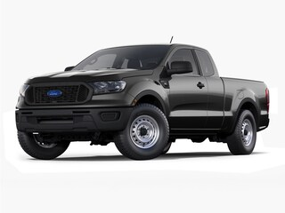 2019 Ford Ranger XLT 2WD Supercab 6 Box truck
