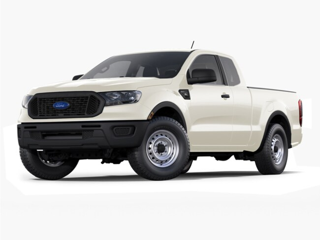 2019 Ford Ranger XL XL 2WD SuperCab 6 Box