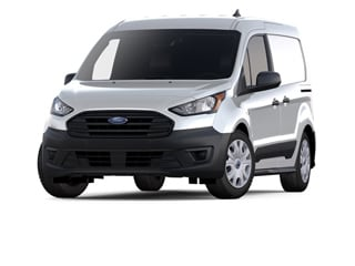 2019 Ford Transit Connect Van Silver