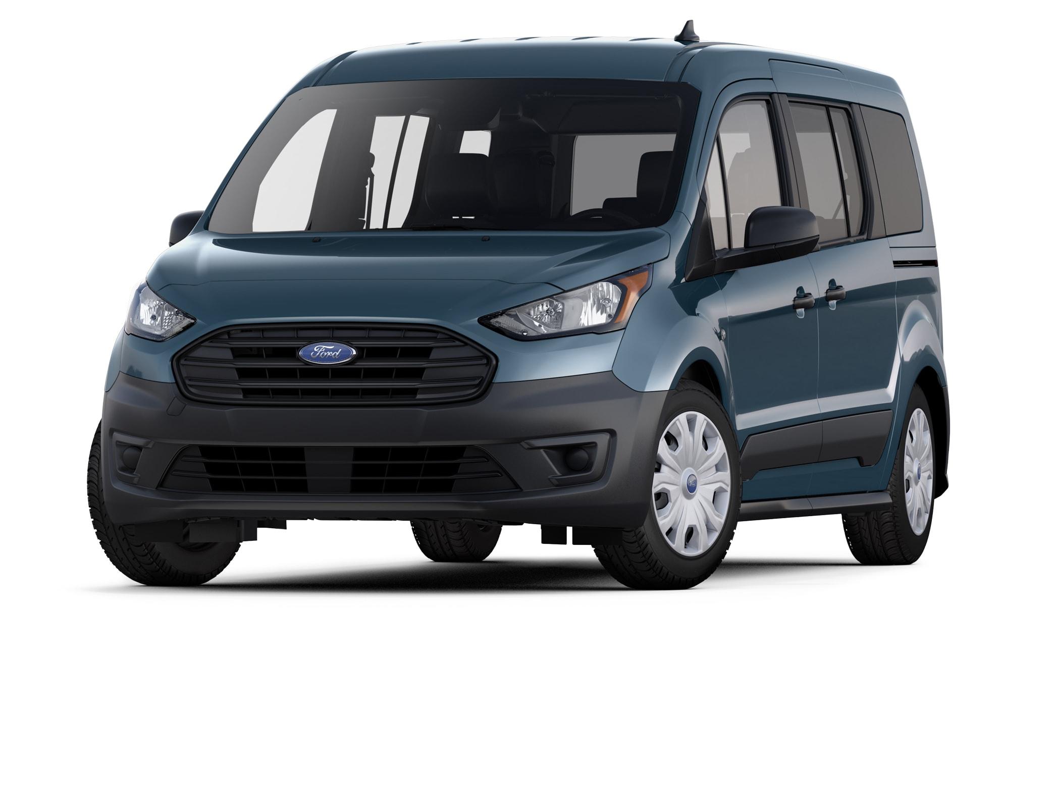 2019 Ford Transit Connect Wagon Digital Showroom | Apple