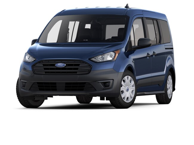 2019 Ford Transit Connect XL LWB w/Rear Symmetrical Doors Full-size Passenger Van