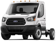 2019 Transit-250 Cab Chassis Truck