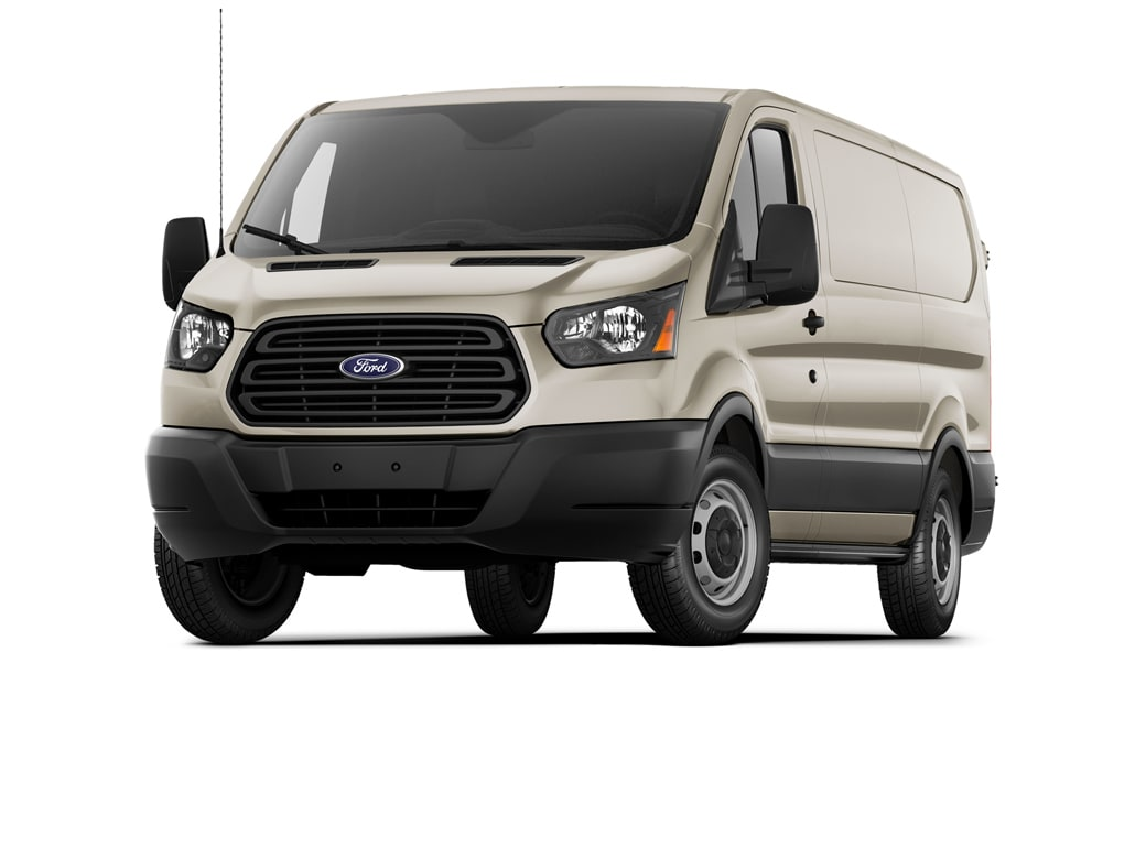 2019 Ford Transit-250 Van White Gold Metallic