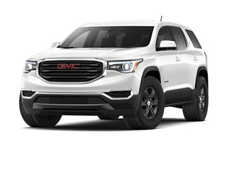 2019 GMC Acadia SUV White Frost Tricoat
