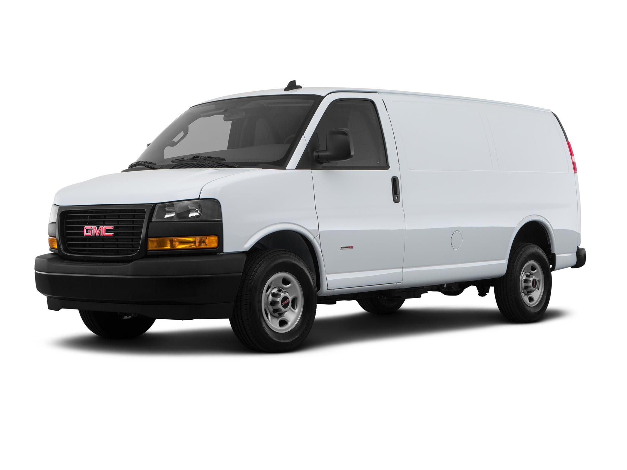 2019 GMC Savana 2500 Van Cargo Van