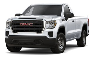 2019 GMC Sierra 1500 4WD Reg Cab 140 Regular Cab Pickup