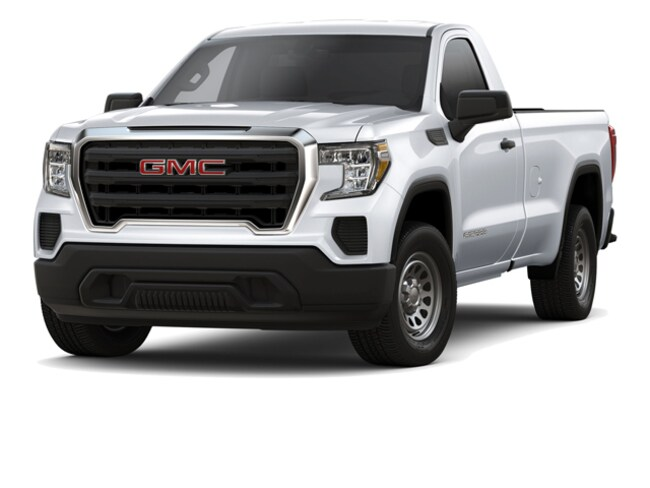 2019 GMC SIERRA 1500 Crew Cab Pickup - 2WD - GAS Pickup w/ 5.5ft Bed