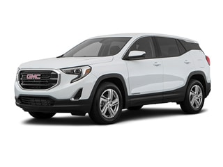 2019 GMC Terrain SUV Summit White