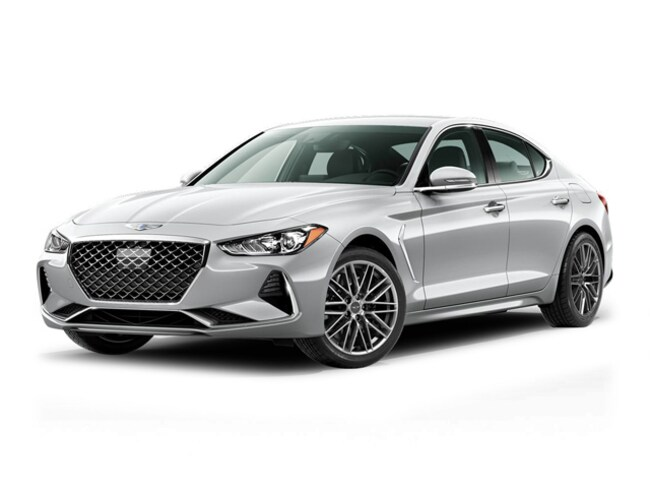 New 2019 Genesis G70 2.0T Advanced Sedan in Dublin, CA