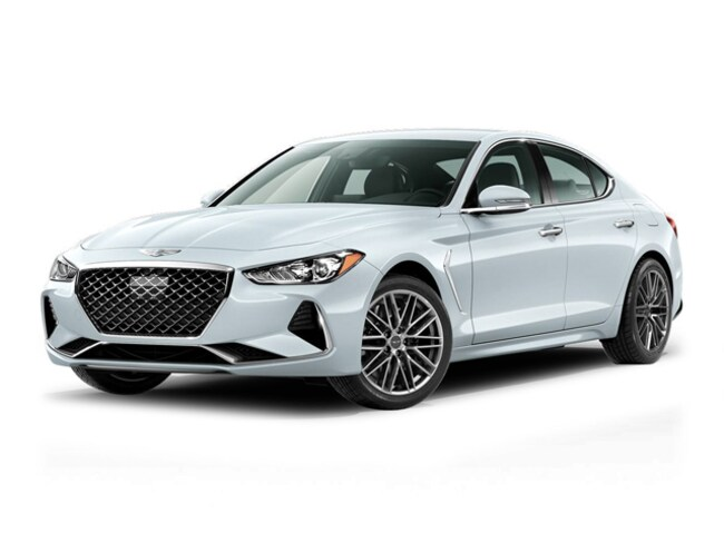 New 2019 Genesis G70 2.0T Elite Sedan in Dublin, CA