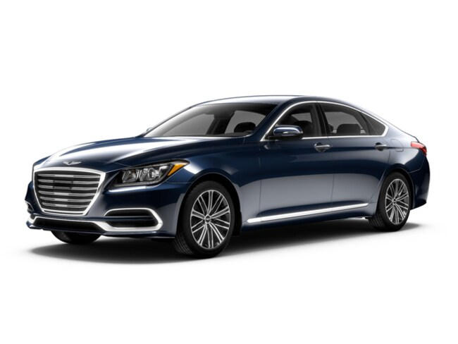 New 2019 Genesis G80 3.8 Sedan in Dallas, TX