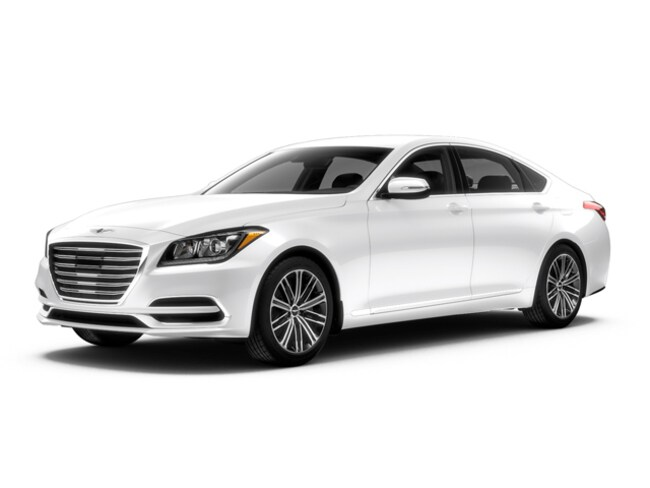 New 2019 Genesis G80 3.8 Sedan for Sale in Round Rock, TX
