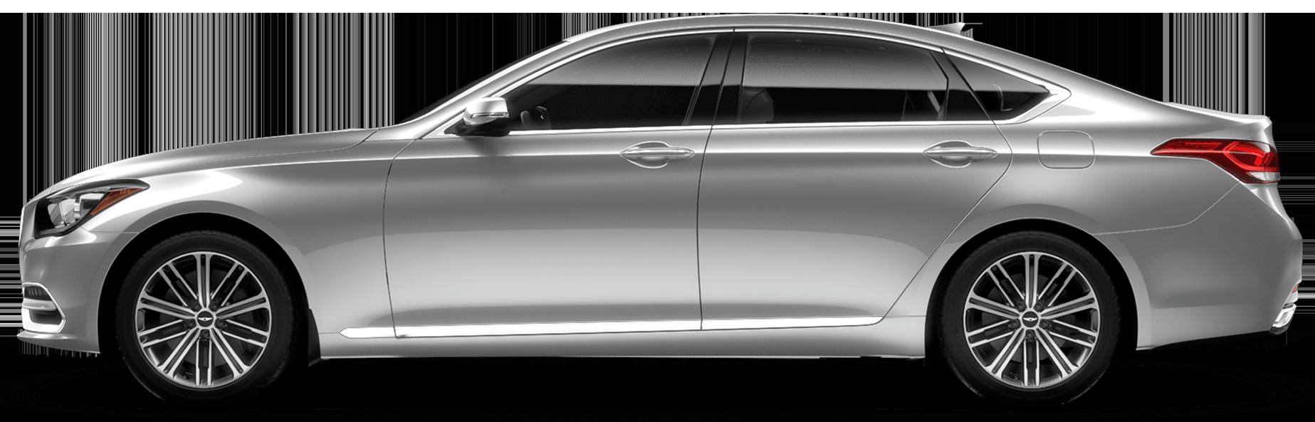 2019 Genesis G80 Sedan 3.8