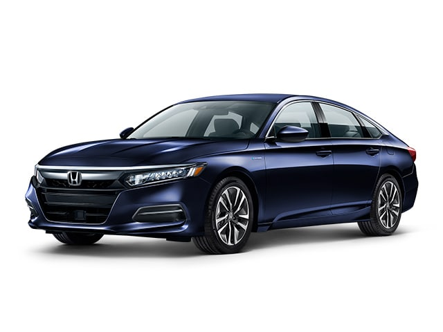 2019 Honda Accord hybride Berline