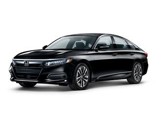 New 2019 Honda Accord Hybrid Base Sedan 1HGCV3F1XKA019735 for sale in Fairfield, CA at Steve Hopkins Honda