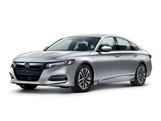 New 2019 Honda Accord Hybrid Base Sedan 1HGCV3F16KA017352 for sale in Fairfield, CA at Steve Hopkins Honda