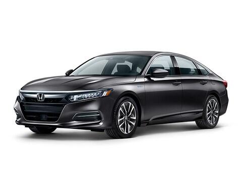 2019 Honda Accord Hybrid Sedan Car
