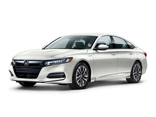 New 2019 Honda Accord Hybrid Sedan 00190815 near Harlingen, TX