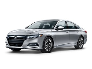 New 2019 Honda Accord Hybrid EX-L Sedan 1HGCV3F56KA019508 for sale in Fairfield, CA at Steve Hopkins Honda