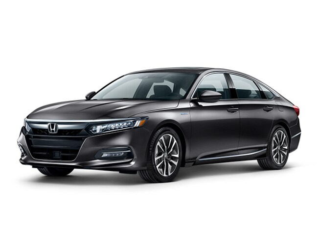 New 2019 Honda Accord Hybrid EX-L Sedan in St Louis, MO