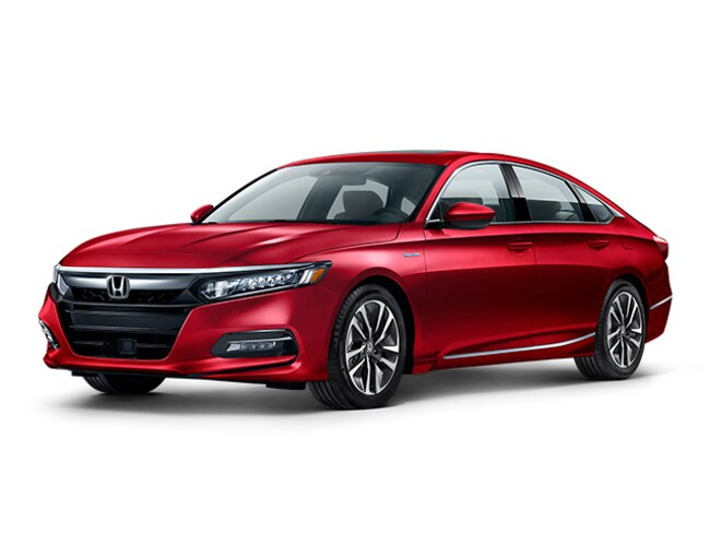 New 2019 Honda Accord Hybrid EX-L Sedan Huntersville NC