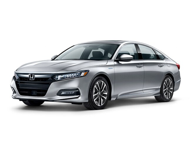 New 2019 Honda Accord Hybrid EX Sedan Huntersville NC