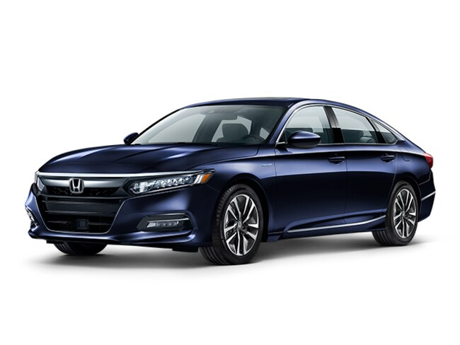 New 2019 Honda Accord Hybrid EX Sedan 1HGCV3F40KA005904 in West Simsbury