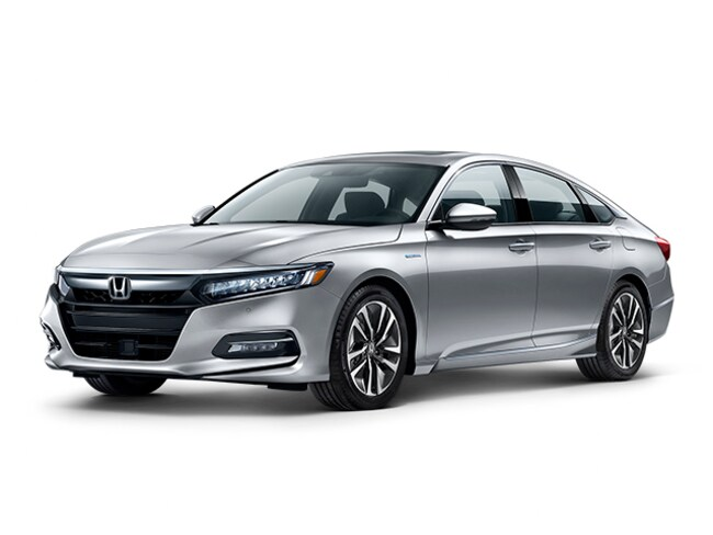 New 2019 Honda Accord Hybrid Touring Sedan in St Louis, MO