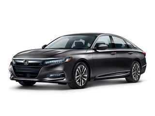 New 2019 Honda Accord Hybrid Touring Sedan in Bowie MD