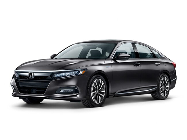 New 2019 Honda Accord Hybrid Touring Sedan in Rancho Santa Margarita, CA