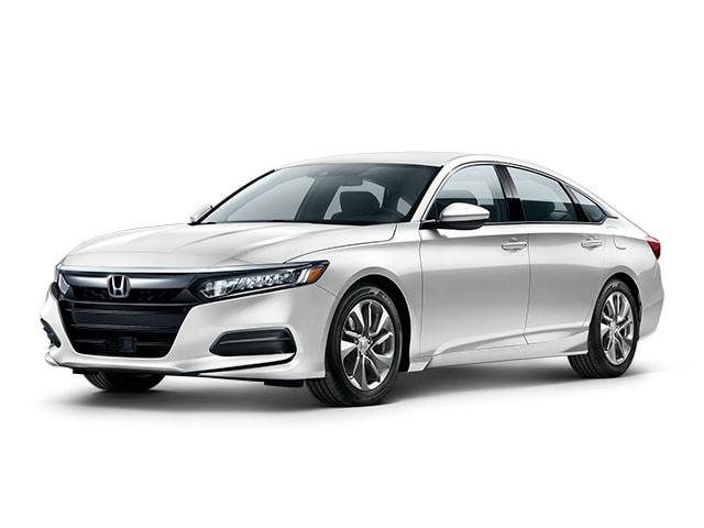 2019 Honda Accord in Platinum White Pearl color