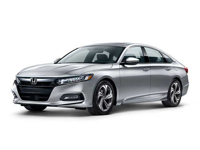 New 2019 Honda Accord EX-L Sedan Hopkins
