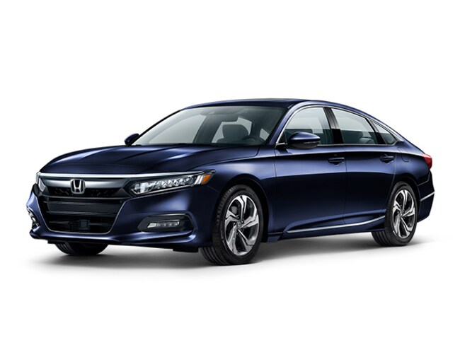 2019 Honda Accord EX-L 1.5T Sedan