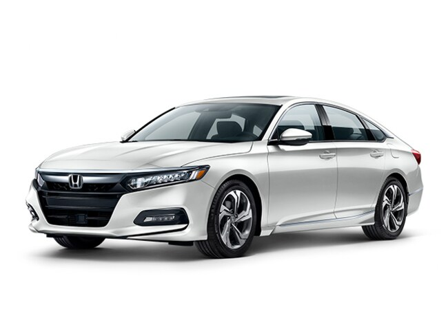 New 2019 Honda Accord EX-L Sedan in Elk Grove
