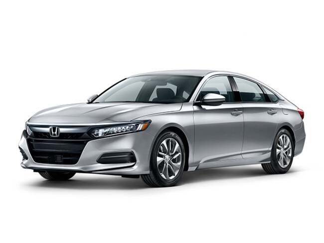 New 2019 Honda Accord LX Sedan near Honolulu