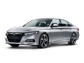New 2019 Honda Accord Sport Sedan Burlington MA
