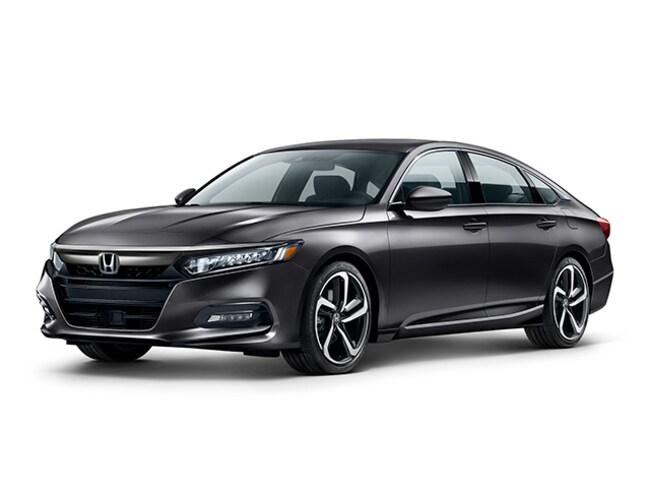 2019 Honda Accord Sport Sedan for sale in Logan, Utah at Young Honda