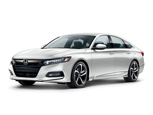 New 2019 Honda Accord Sport Sedan Berkeley