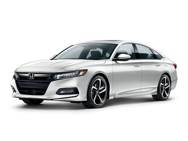 2019 Honda Accord Sport 2.0T Sedan