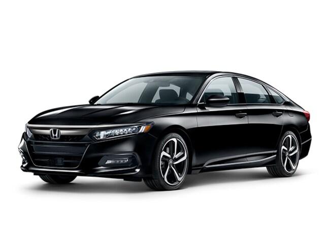 New 2019 Honda Accord Sport 2.0T Sedan in Westborough, MA