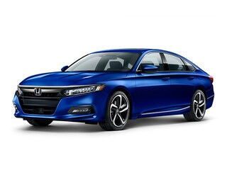 New 2019 Honda Accord Sport 2.0T Sedan 00H90289 near San Antonio