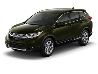 New 2019 Honda CR-V EX-L 2WD SUV 00H91229 near San Antonio