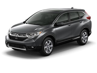 New 2019 Honda CR-V EX-L 2WD SUV 00H91035 near San Antonio