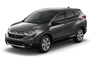 New 2019 Honda CR-V EX-L 2WD SUV Ames, IA