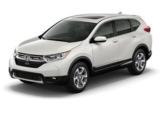New 2019 Honda CR-V EX-L 2WD SUV K009593 for Sale in Morrow at Willett Honda South